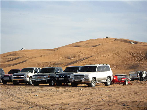 desert safari tour dubai