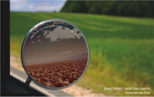 save trees save the world