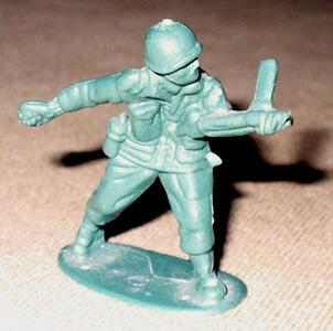 Le soldat en Plomb