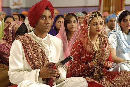 Naveen Andrews Wife Mirza ozata