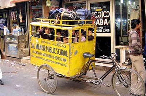 DS4 HDI 160 Sport chic School-bus-india