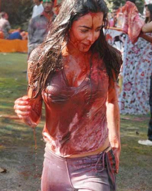 Desi girls holi hot still (1)