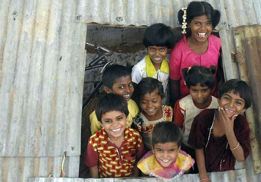 INDIA-poor-children