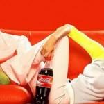 Aishwarya dans une pub Coca