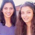 with a friend 150x150 Aishwarya Rai nue !