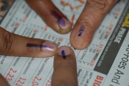 india-voter